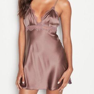 Victoria's Secret satin and lace slip